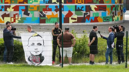 """""""Martínez op de brandstapel"""" en andere - al dan niet ludieke - protestacties tegen de niet-selectie van Nainggolan"""