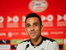 PSV moet in Europa door zien te komen zonder de nieuwe spits Eran Zahavi