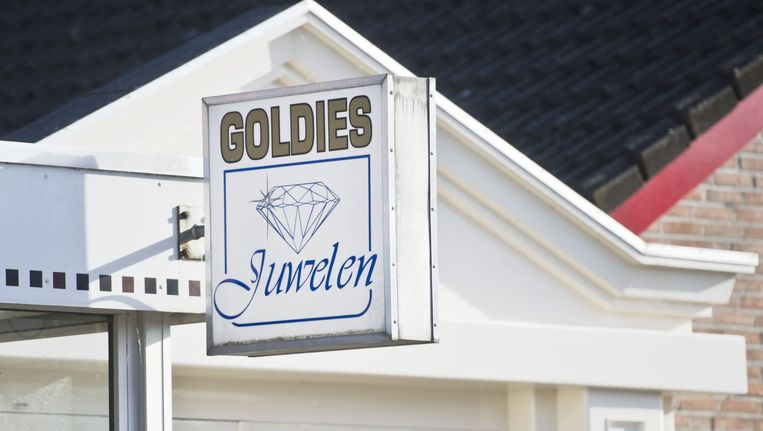 Juwelier Goldies in Deurne Beeld anp
