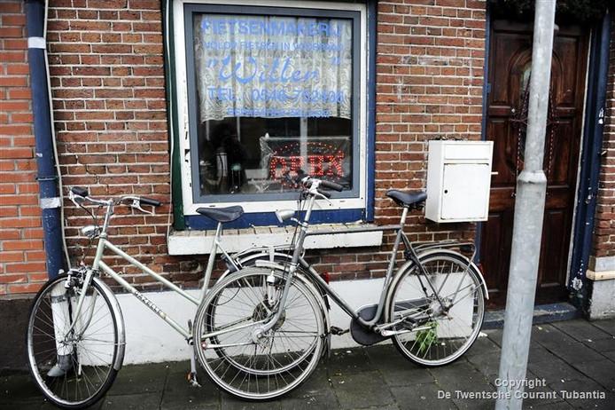 Beeld van de wijk Nieuwstraatkwartier waar koning Willem-Alexander een kijkje gaat nemen.