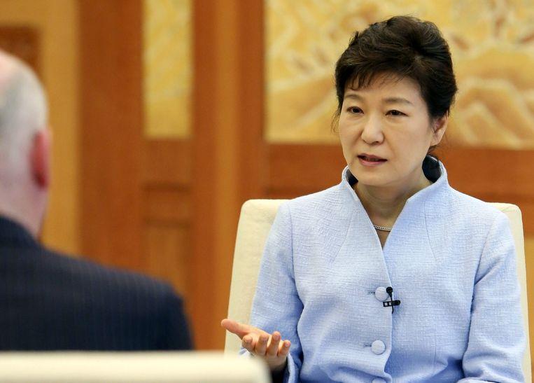 Park Geun-hye Beeld epa