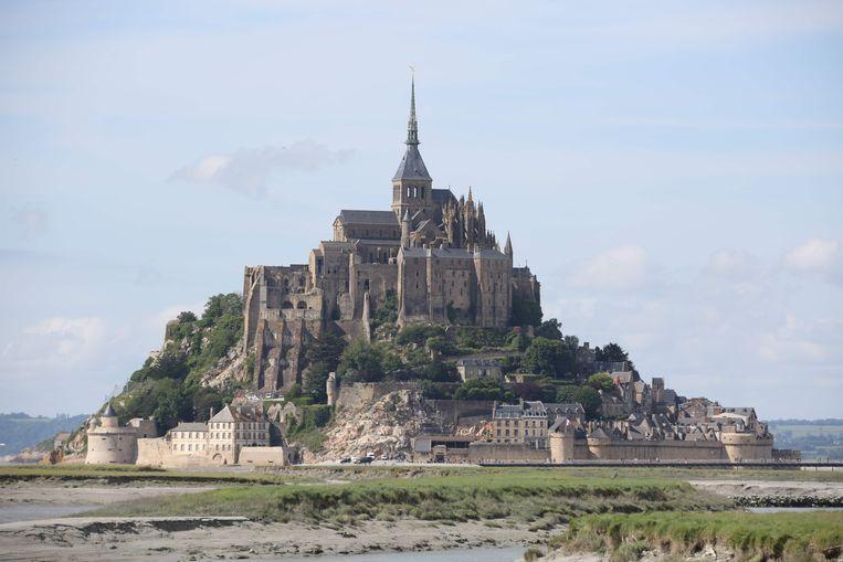 Mont Saint-Michel lokt elk jaar meer dan 3,5 miljoen bezoekers.