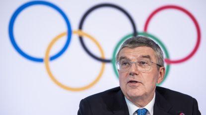 """IOC richt taskforce op om nieuwe datum voor Spelen te vinden, Bach: """"Alle partijen zullen opofferingen moeten doen"""""""