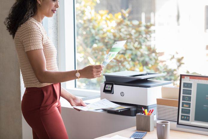 Mee met de medewerker verhuist misschien ook de printer meer en meer naar het thuiskantoor.