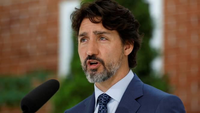 Premier Trudeau niet naar top met Trump en Mexicaanse president in Washington