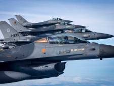 Straaljagers onderscheppen vliegtuig boven Tilburg: Defensie krijgt vragen over oefening