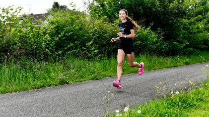 De marathonvrouw