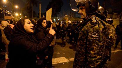 Derde dag van protesten in Iran, politie ontkent schoten op betogers