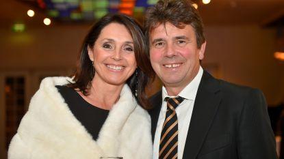 Wendy Van Wanten en Frans na 12 jaar uit elkaar