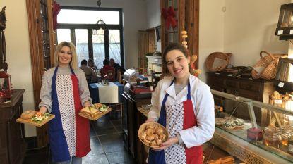 14 jaar na sluiting laatste bakkerij: eindelijk weer verse croissants en Frans brood te koop