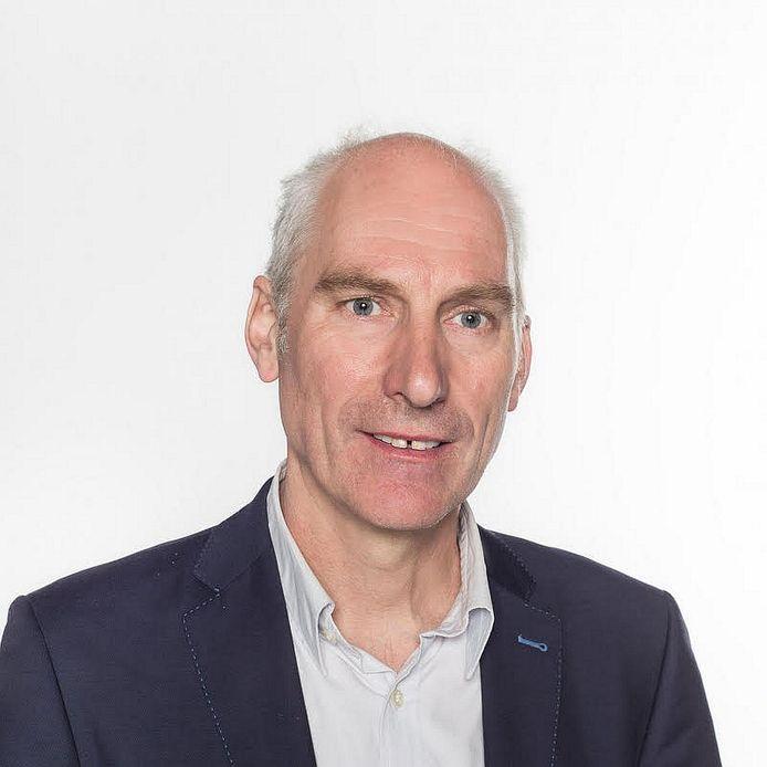 Peter Bakker is beoogd lijsttrekker van GroenLinks Breda.