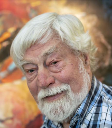 Joop Mijsbergen: 'Ik ben geen schilder die grootse plannen heeft'