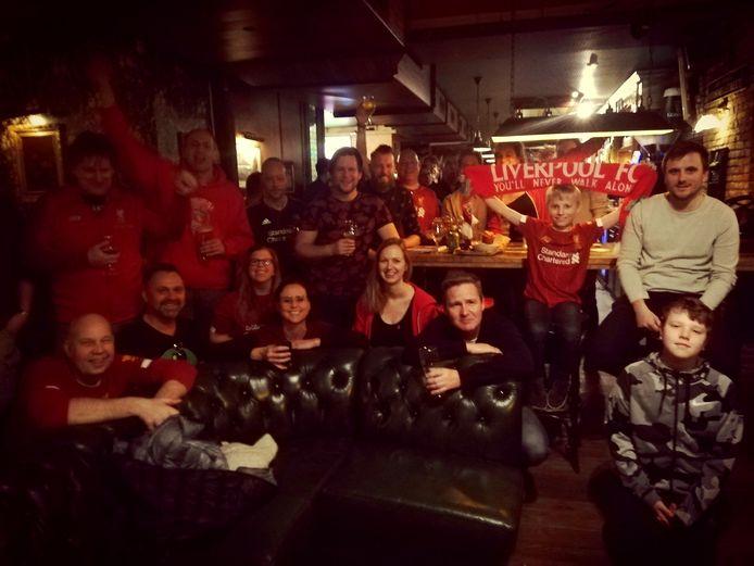 De Nederlandse fanclub van Liverpool