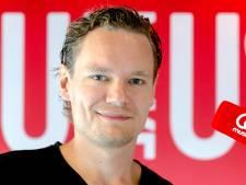 Qmusic-dj Wim van Helden verwelkomt derde kindje