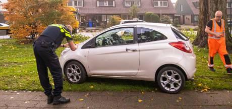 Twee arrestaties in Baarn na achtervolging politie