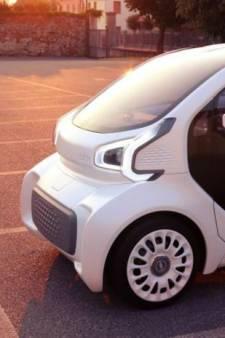 Deze elektrische auto komt uit een printer en kost 7.700 euro