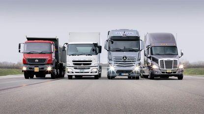 180 miljoen euro geëist van vrachtwagenbouwer Daimler