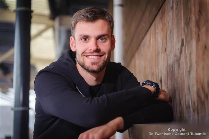 Fc Twente speler Stefan Thesker