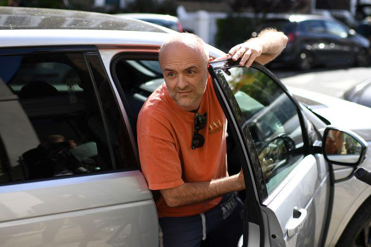 Dominic Cummings ligt onder vuur in de Britse pers, fotografen kwamen vandaag naar zijn Londense woonst afgezakt.