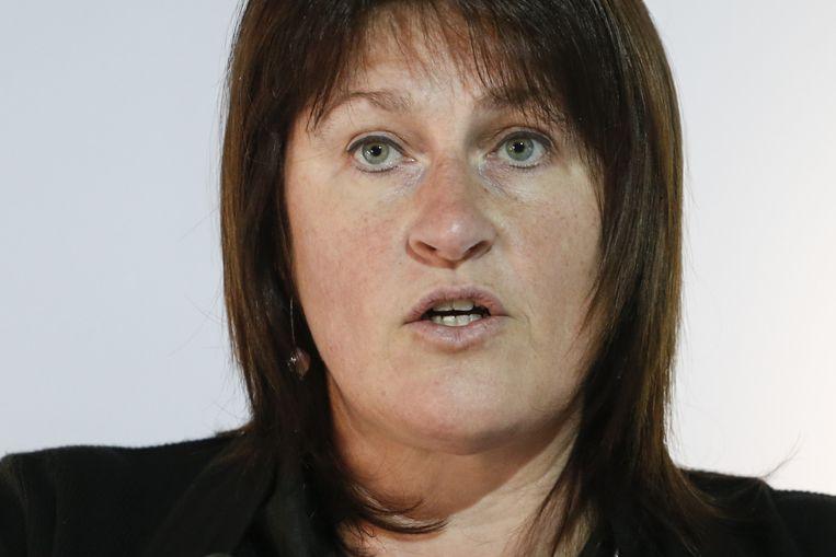 Minister van Mobiliteit, Jacqueline galant.