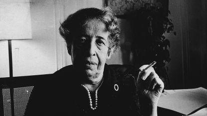 Curieus Aalst, Hart boven Hard en het Davidsfonds organiseren lezing over Hannah Arendt in Het Wereldhuis