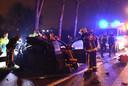 Dodelijk ongeval op de A20 bij Moordrecht