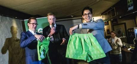 Herindelingsverkiezingen: gevoelige tik voor D66