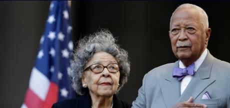 Enige zwarte burgemeester van New York overleden op 93-jarige leeftijd