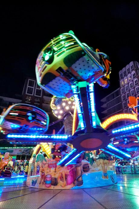 Rondje draaimolen en botsauto's wordt goedkoper in Nijmegen