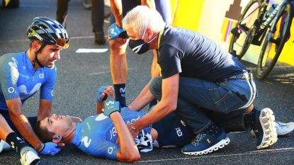 Jakobsen niet enige slachtoffer: Prades breekt nekwervel, Touzé en Sarreau starten ook niet meer