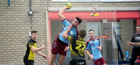 Handballer Robin Schoenaker van DFS naar Sporting NeLo