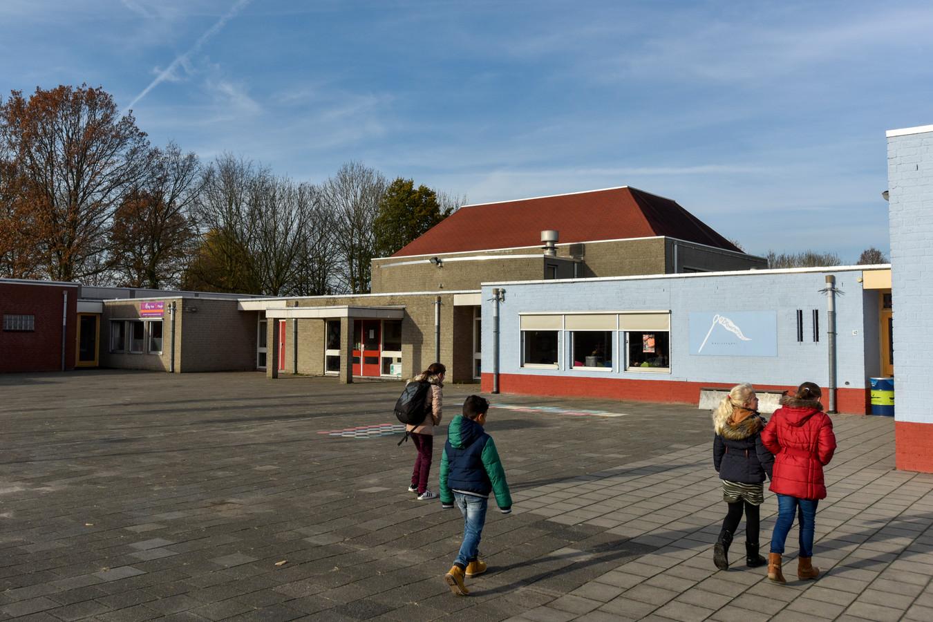 De Dromenvanger en De Leilinde, de twee basisscholen in Oudheusden die nieuwbouw krijgen.