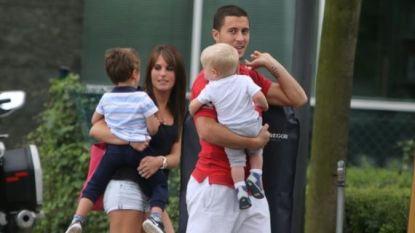 Profvoetbalster als mama, begonnen op z'n vierde en getrouwd met zijn jeugdliefde: 10 dingen die je nog niet wist over Eden Hazard