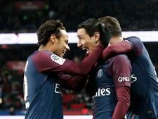 PSG speelt met Dijon en scoort acht keer