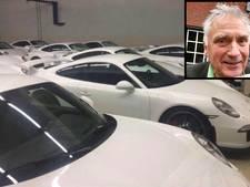 Piet uit Enschede zet 19 nieuwe Porsches 911 GT3 op Marktplaats