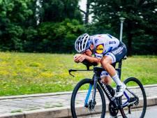 """Remco Evenepoel en reconnaissance sur les routes du Giro: """"Très dur"""""""