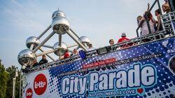 City Parade wil in Brussel blijven