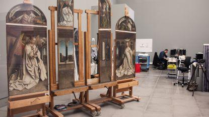 Panelen van Lam Gods mogen dan toch in de tentoonstelling MSK