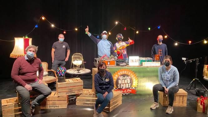 Met een digitale bingo en een aperitiefbox zetten de Nieuwpoortse stadsmedewerkers 'samen' het nieuwe jaar in