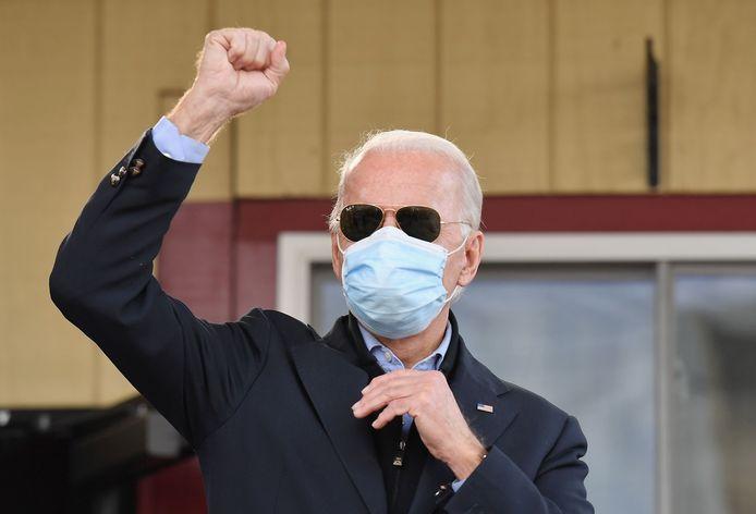 Joe Biden heeft de presidentsverkiezingen gewonnen.