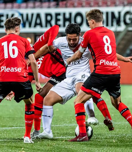 Bekijk hier de samenvatting van NEC - Helmond Sport