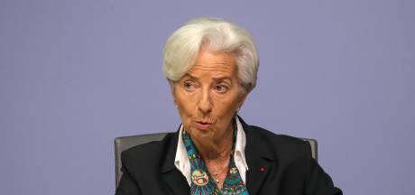 Lagarde: beleid ECB volgend jaar op de schop