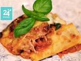 Vegetarische Lasagne alla Bolognese met fijngehakt