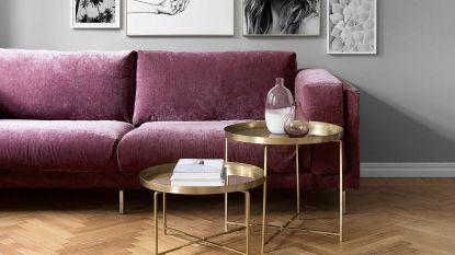 Fluweelzachte interieurtrend: een velvet jasje voor je Ikea-meubels
