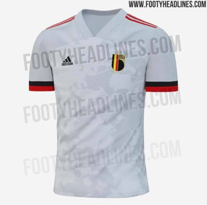 "Le maillot ""away"""