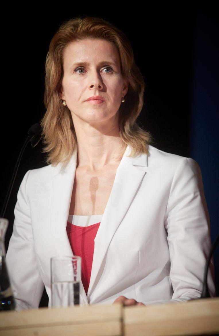 Mona Keijzer in 2012 als CDA-wethouder in Purmerend.  Beeld null