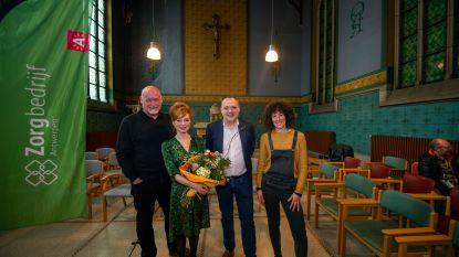 Zorgbedrijf Antwerpen opent sociocultureel centrum De Kapel