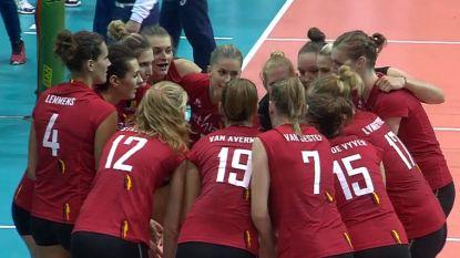 Yellow Tigers plaatsen zich voor EK na zege tegen Slovenië
