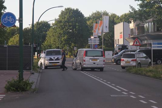 Omstreeks 20.30 vanavond is de lijkwagen gearriveerd bij De Kronkels in Bunschoten.