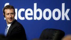 Zuckerberg getuigt op 11 april over privacyschandaal Facebook